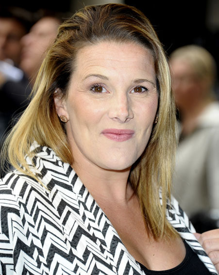 Sam Bailey revealed she is suffering with Bell's Palsy [Wenn]