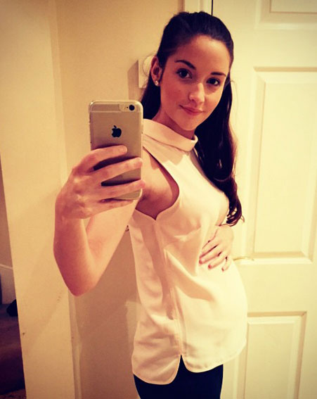 Jacqueline Jossa is currently expecting her first baby with the Essex reality star [Jacqueline Jossa/Instagram]