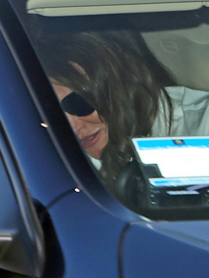 Caitlyn Jenner is seen in public for the first time since her Vanity Fair photo shoot [Splash]