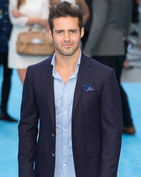 Spencer Matthews has been rumoured for the Channel 5 show [Wenn]
