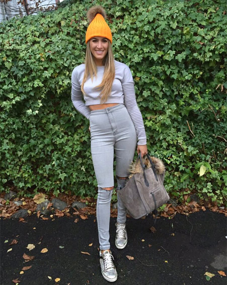 Lillie Lexie Gregg may be appearing on Celebrity Big Brother [Lillie Lexie Gregg/Twitter]