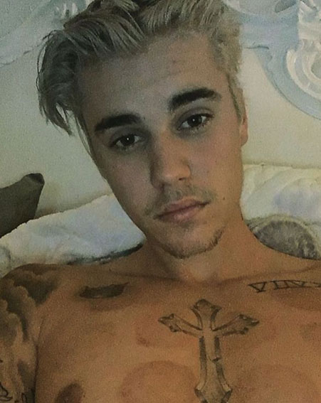 Justin Bieber relies on ADHD medication to focus during the day [Justin Bieber/Instagram]