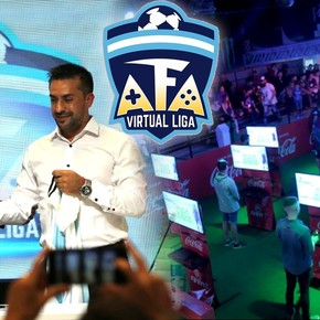 It comes in the League Virtual of the AFA