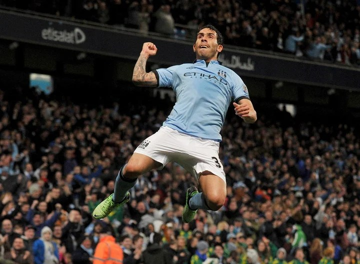 Tevez had his moment of glory in Manchester.  Then it didn't go in the best way.  (EFE)