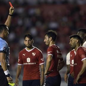 Sánchez Miño y una roja evitable