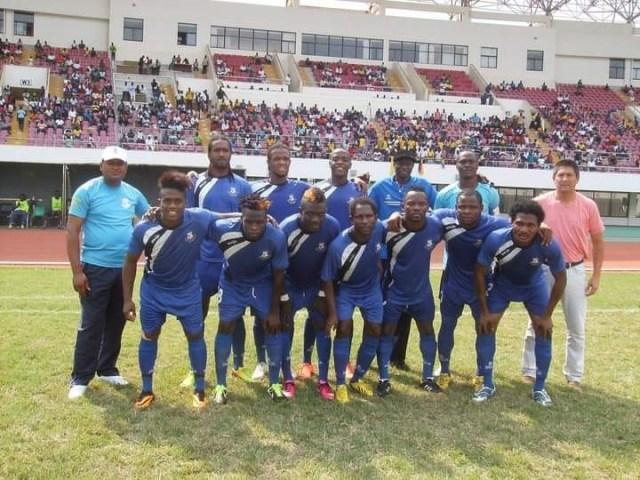 The Panters, el equipo que dirigió Luengo.