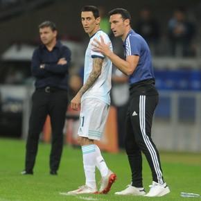 Di María devrait-il revenir en équipe nationale?