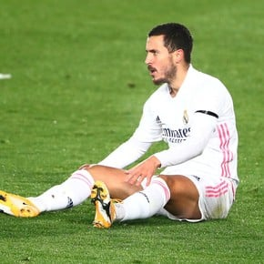 Another Hazard injury and they go ...