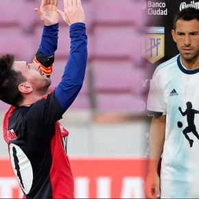 "Maxi Rodríguez and Messi's tribute to Maradona: ""Leo told me he felt it"""