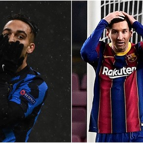 Rescue Lautaro and Messi