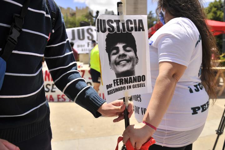 The image of Fernando (Maxi Failla).