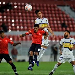 Double kick from Insaurralde to Villa
