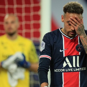 Neymar: they arrest a man who wanted to enter his house
