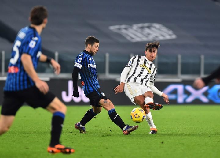 Juventus and Atalanta meet in the Italian Cup final.  REUTERS / Massimo Pinca