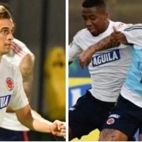 La lista de Colombia para la Copa América, con Cardona y Borré