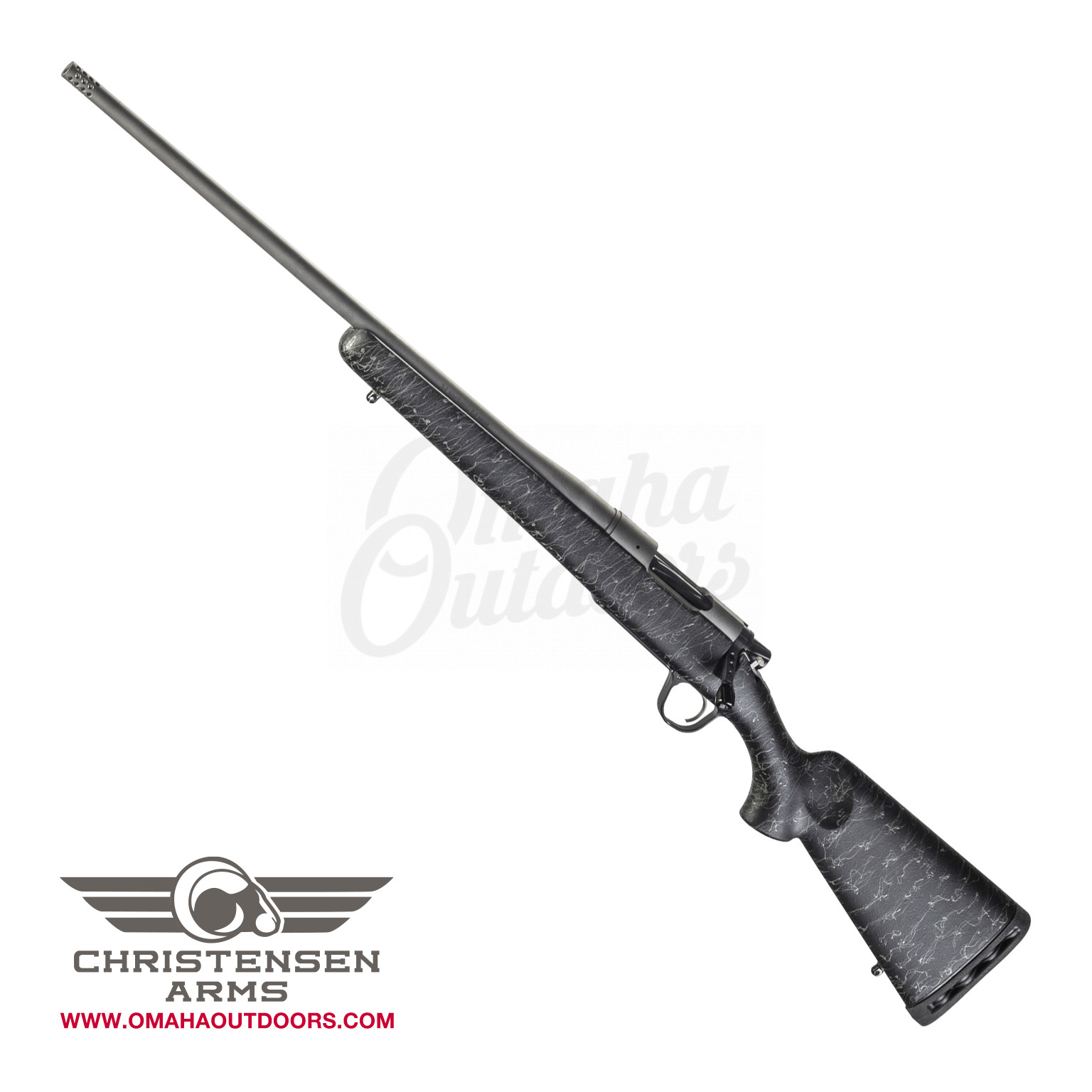 Christensen Arms Mesa Left Hand Bolt Rifle 308 Winchester