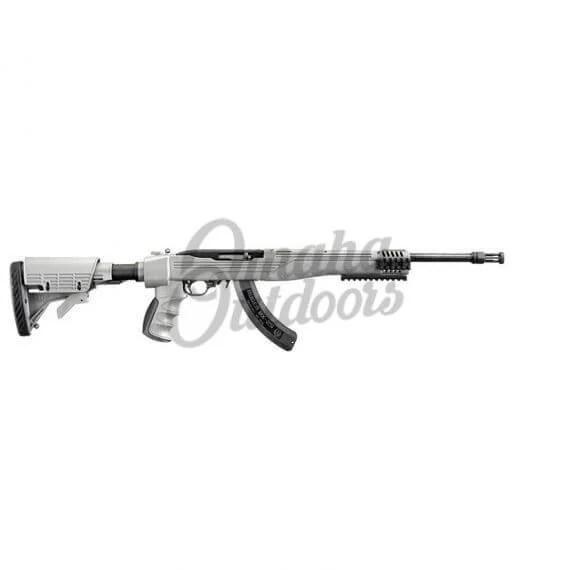 Ruger 10/22 Tactical Destroyer Gray Rifle 25 RD 16.12