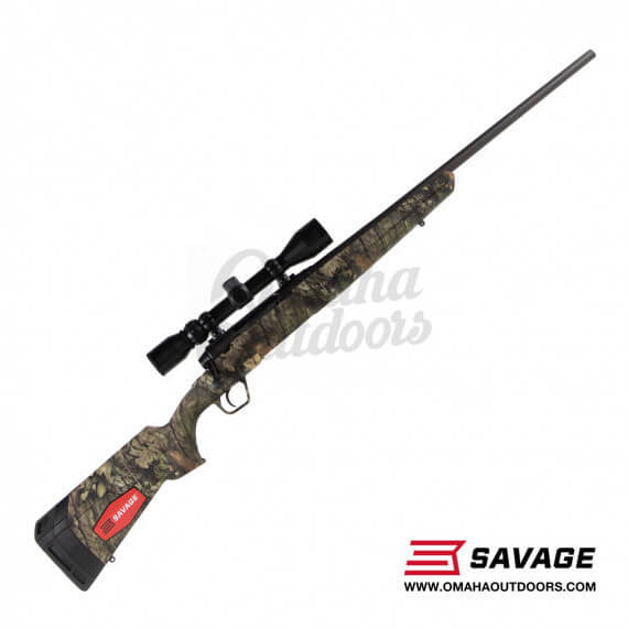 Savage Arms Axis XP Camo Bolt Rifle 7mm-08 4 RD 22