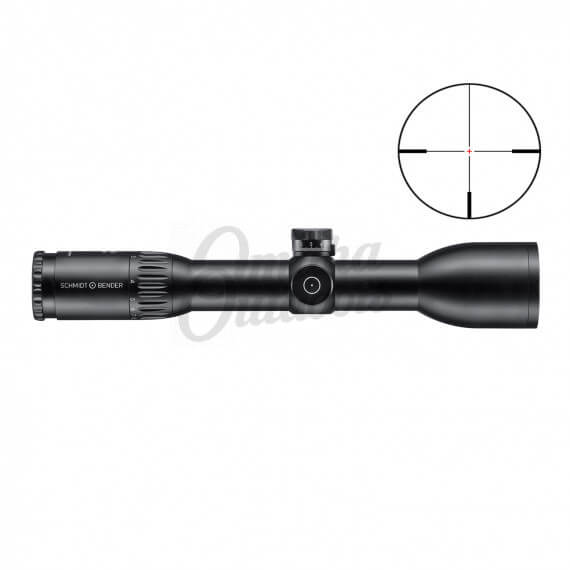 Schmidt Bender 2.5-10x50 Polar T96 Rifle Scope 34mm FFP L7