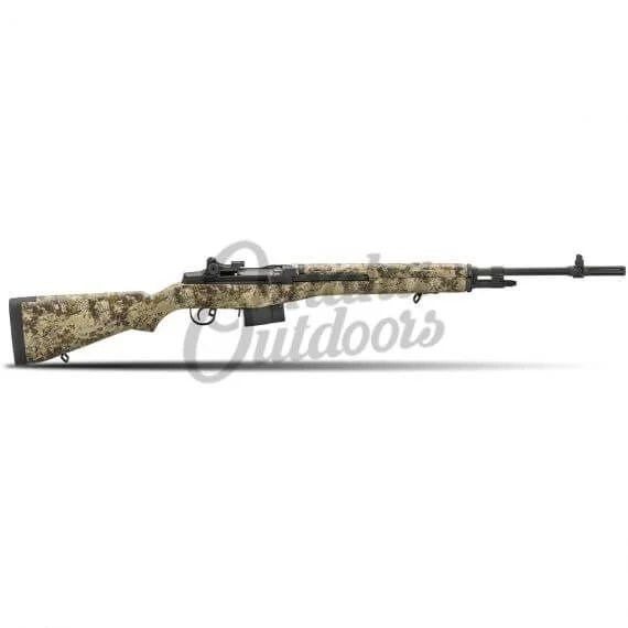 Springfield Armory Standard M1A Highlander Camo Rifle 10