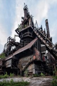 Bethlehem Steel (Bethlehem, PA) | Blast Furnace D