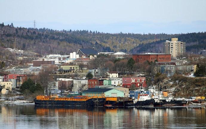 Mais Belas Cidades do Canadá para Morar st john New Brunswick