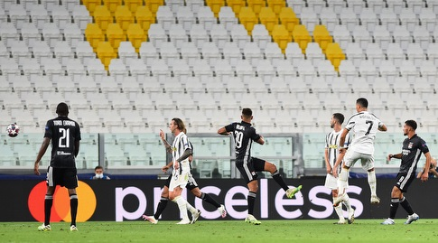 Ronaldo conquers second (Reuters)