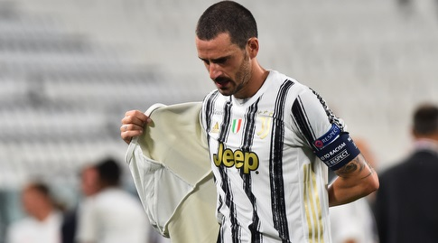 Leonardo Bonucci disappointed (Reuters)
