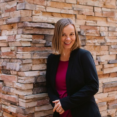 Andreea Ayers, CEO and founder of Launch Grow Joy