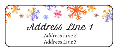 address label templates download