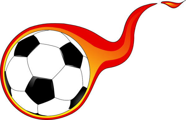 onlinelabels clip art - flaming