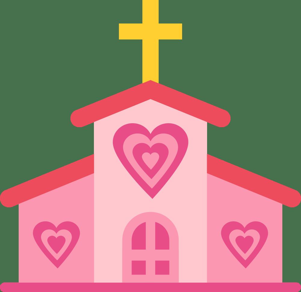 Download OnlineLabels Clip Art - Church Of Love