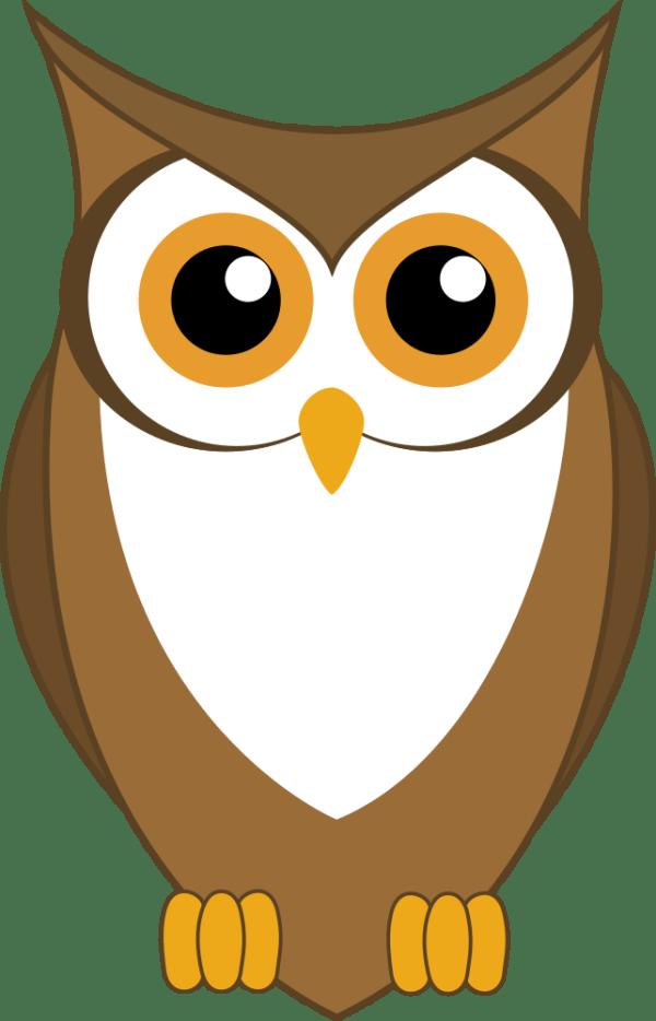onlinelabels clip art - owl vector