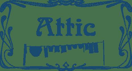 attic door sign clip clipart svg vectors onlinelabels 1001freedownloads nouveau tag moini premium