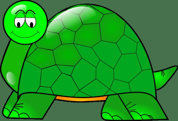 onlinelabels clip art - turtle