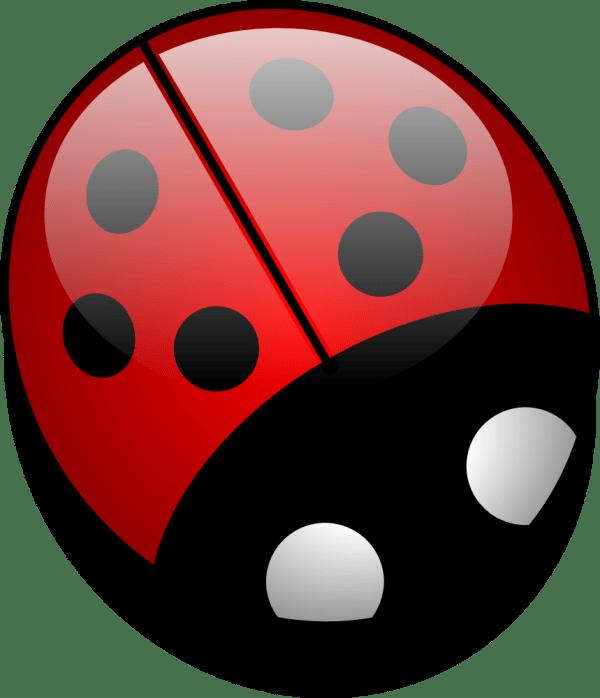 onlinelabels clip art - ladybug