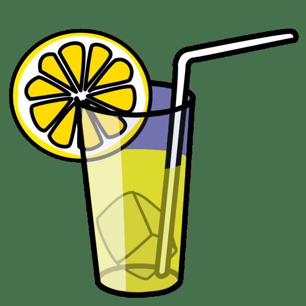 onlinelabels clip art - lemonade