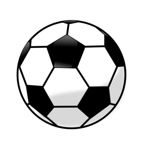 onlinelabels clip art - soccer