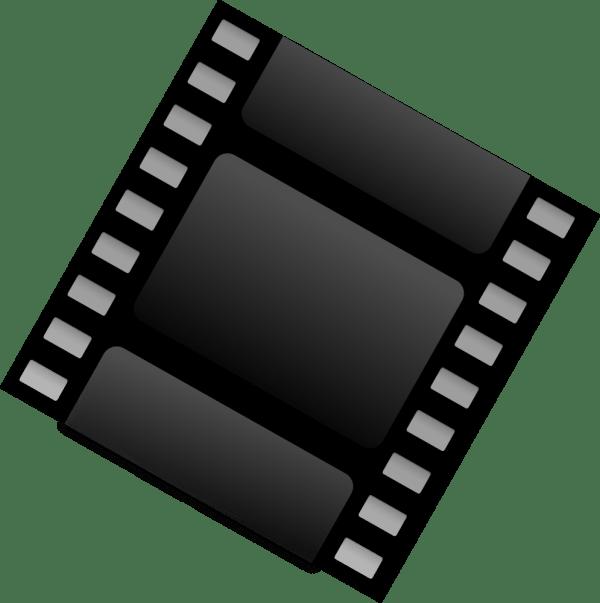 Onlinelabels Clip Art - Cinema Icon