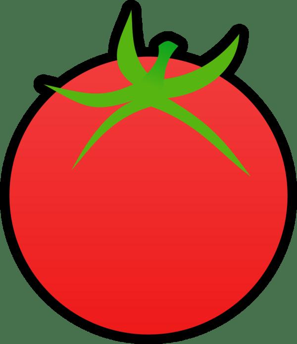 onlinelabels clip art - tomato