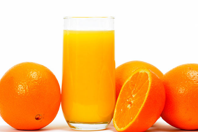 Good old orange juice