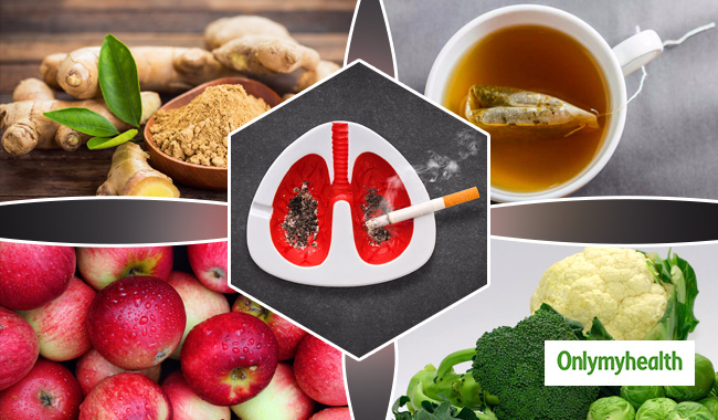 Foods That Flush Out Nicotine After Smoking