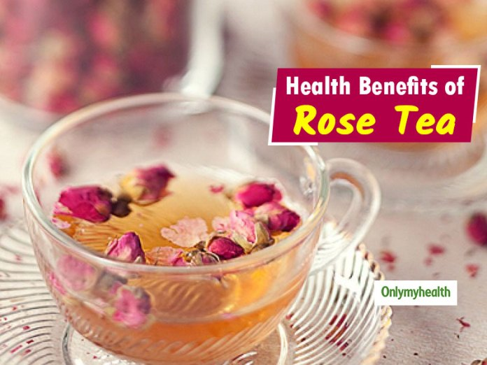 Surprising Health Benefits Of Rose Tea