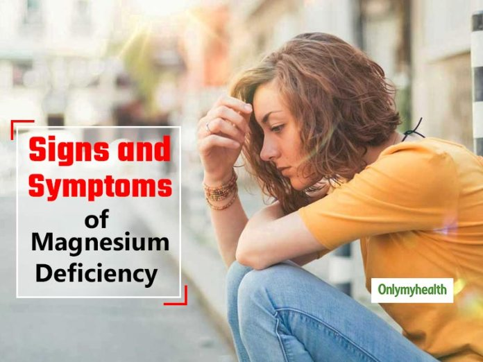 6 Signs Your Body is Low on Magnesium And Foods To Tackle The Deficiency