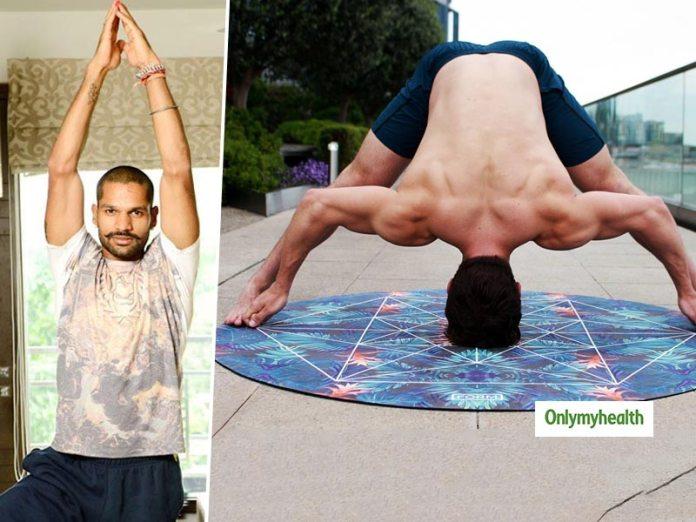 Shikhar Dhawan, Virat Kohli, all Swear by Yoga for Endurance. Here's how Yoga and Cricket Go Hand-In-Hand
