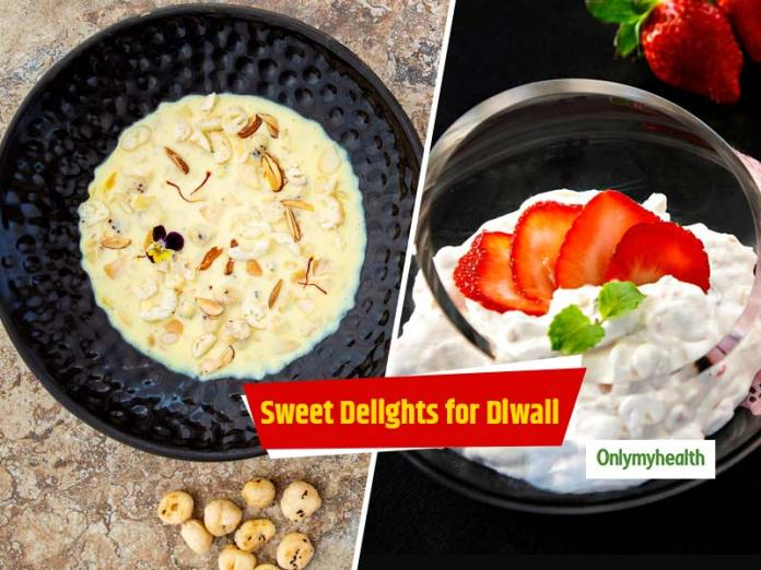 Diwali Special Recipes: Skip Regular Sweets And Try These Festive Delicacies