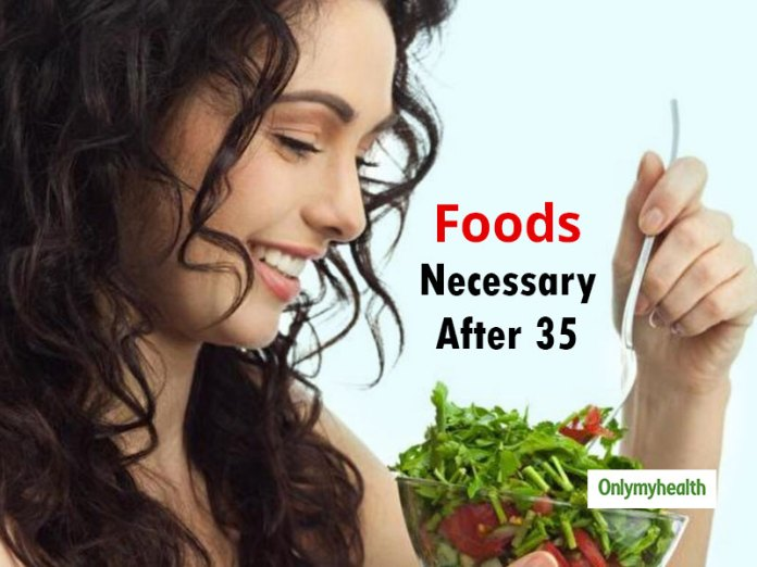 Are Superfoods And Nutritional Supplements Necessary After 35?