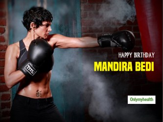 Know what makes Mandira a female fitness icon