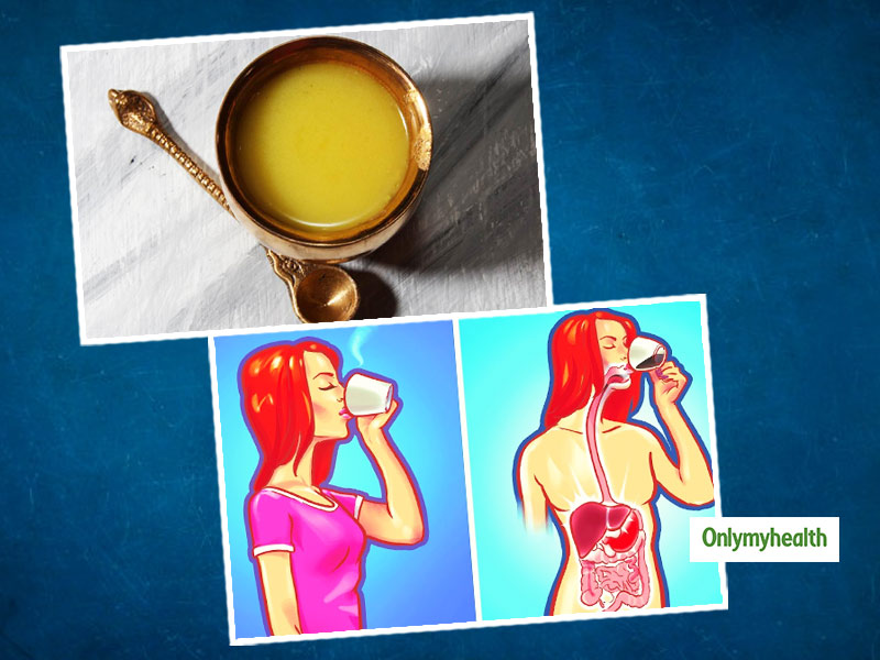 Health Benefits Of Eating Cow Ghee On An Empty Stomach