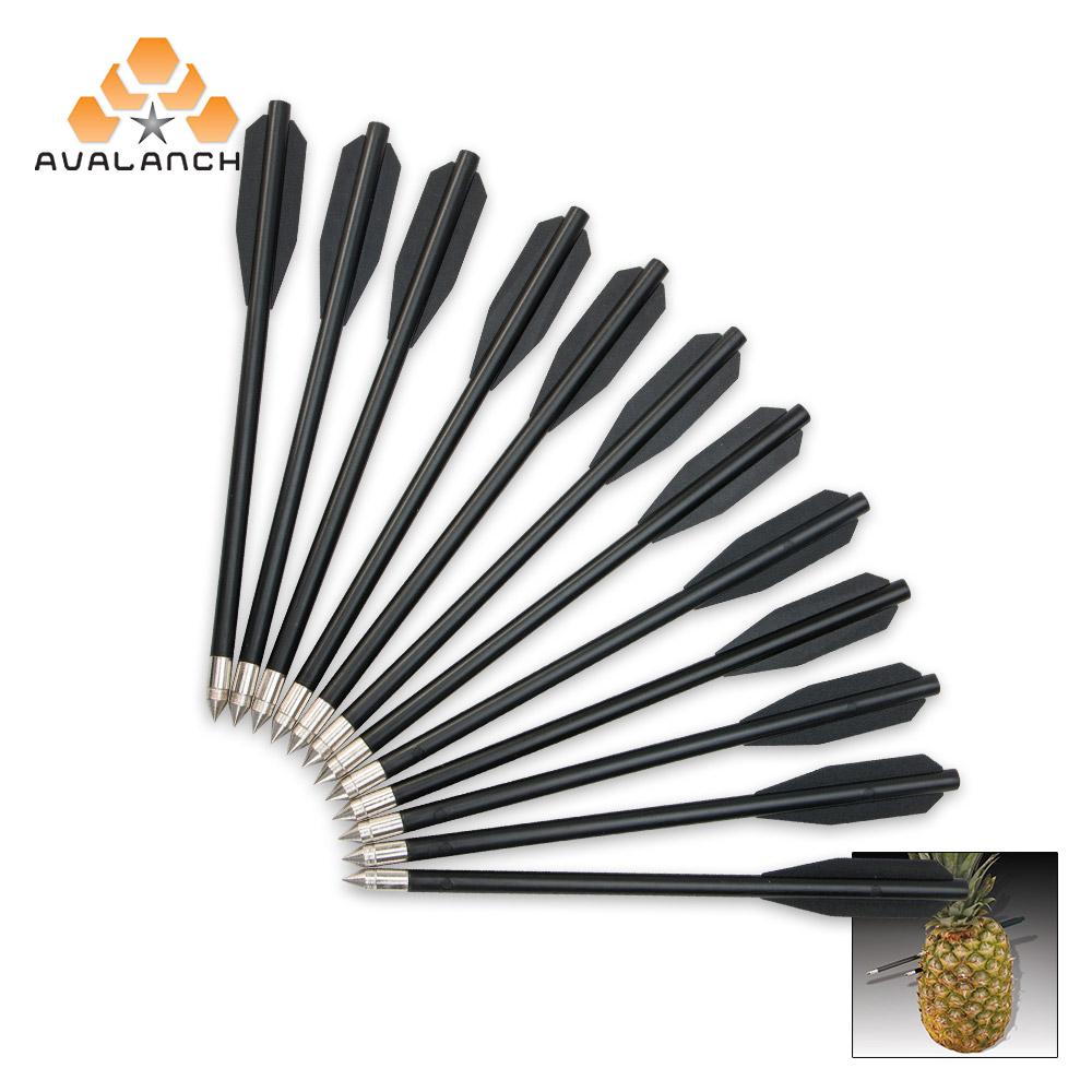 plastic crossbow darts 12